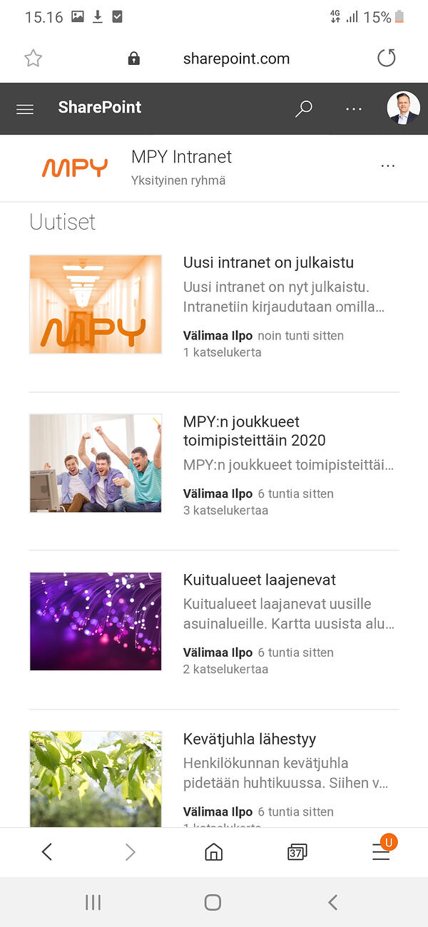 mpy-ms-microsoft-sharepoint-online-moderni-intranet-ratkaisu-office-365